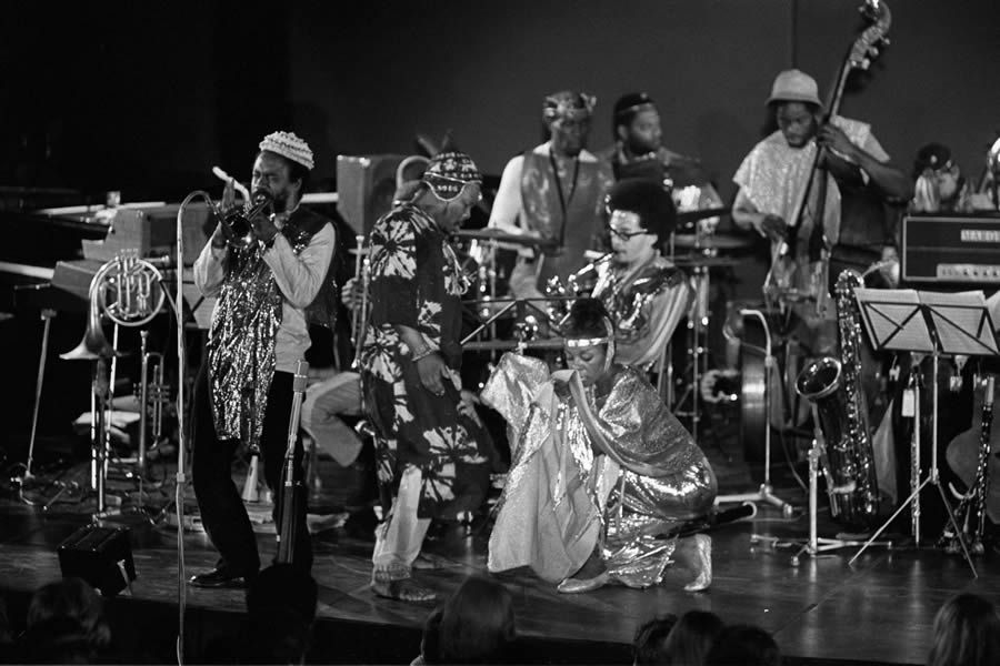 Sun Ra And His Intergalactic Research Arkestra