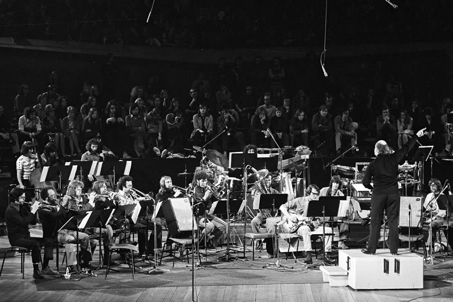 The London Jazz Composers Orchestra