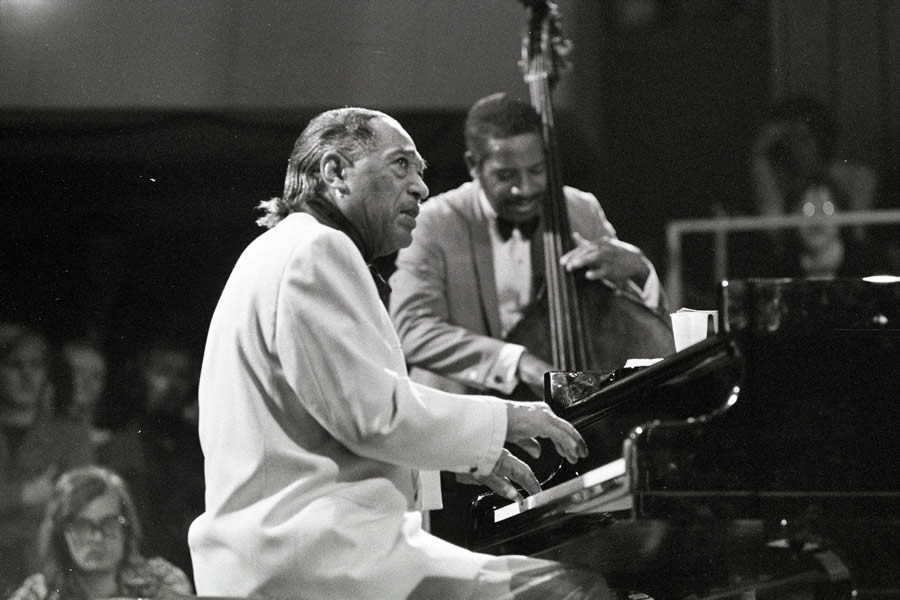 Duke Ellington & Joe Benjamin - 1971