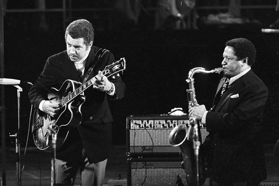 Kenny Burrell, Illinois Jacquet