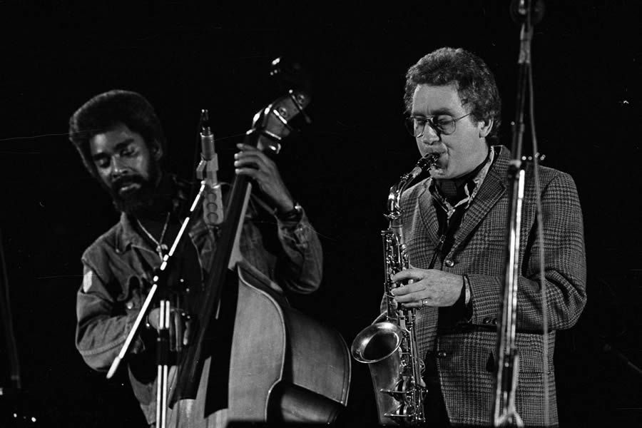 Wilbur Little, Lee Konitz