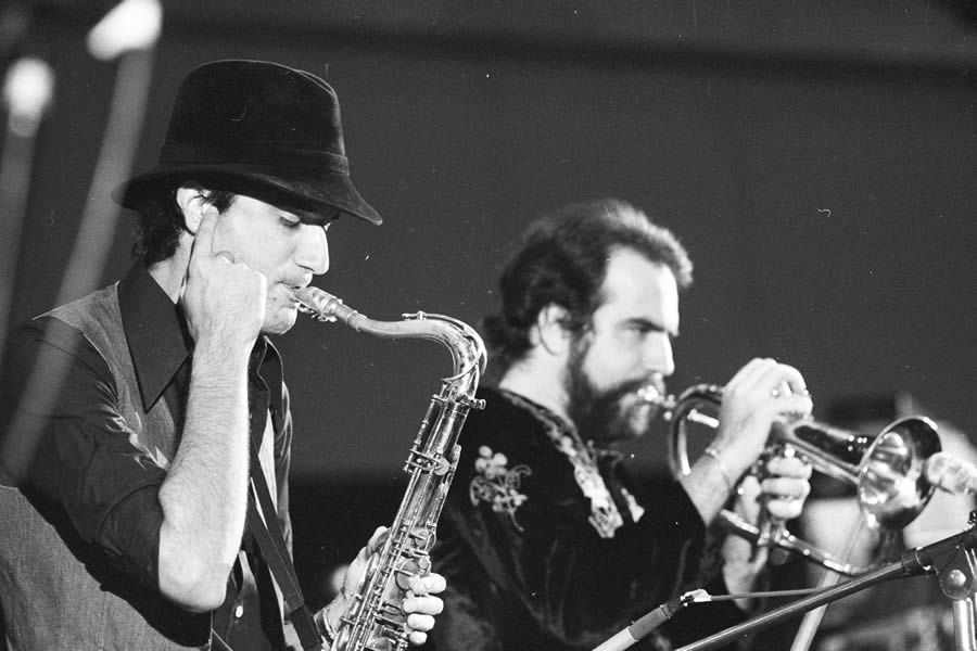 Mike Brecker, Randy Brecker