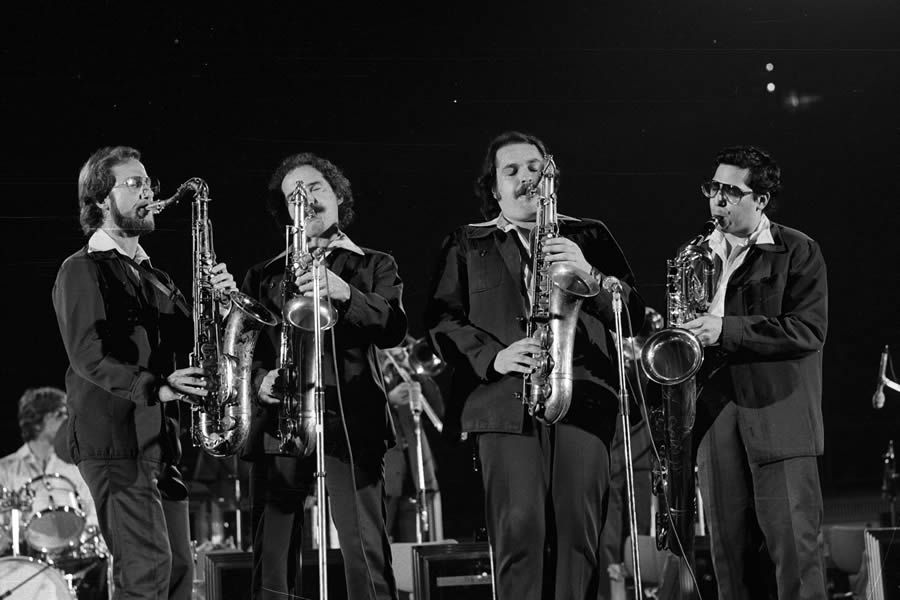 Woody Herman Bigband